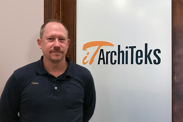 IT Architeks Founder Bryan Jallo